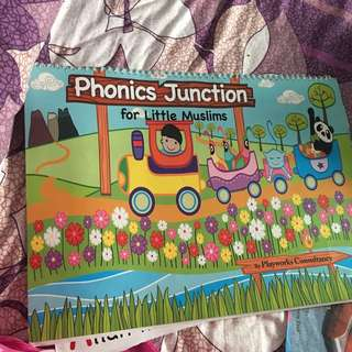 Phonics Junction for Little Muslims