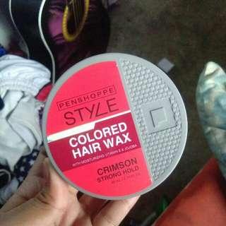 Penshoppe Colored Hair Wax