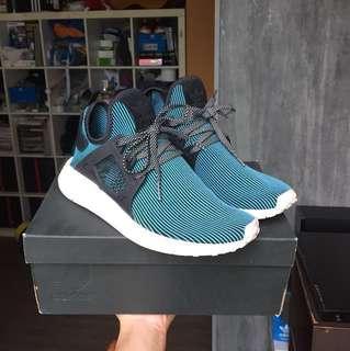 Adidas NMD XR1 (Cyan Blue) RARE