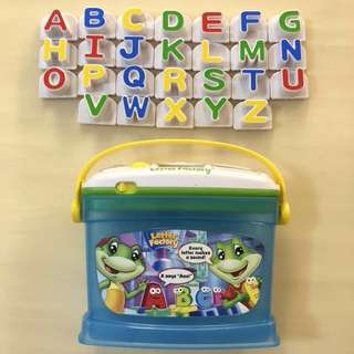 🔠LEAPFROG🔡 Letter Factory Phonics C/W Music/ Sound (Children/ Kids Toy)
