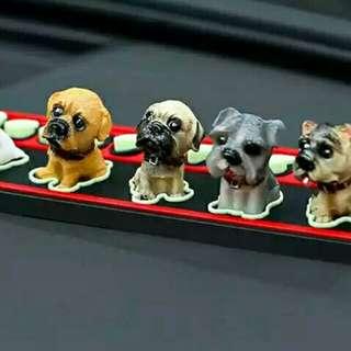 可愛狗狗臨時停車碼 有需要哪款請PO款示給我 賴lucky2200(小培) FB:南部雜貨舖