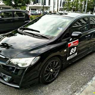 HONDA FD 1.8 CONTINUE LOAN