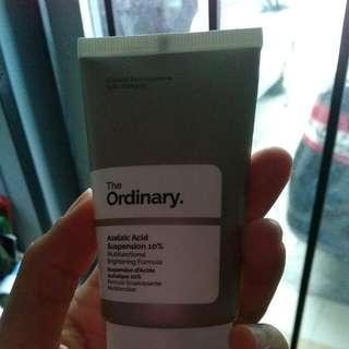 The Ordinary Azelaid Acid (share)