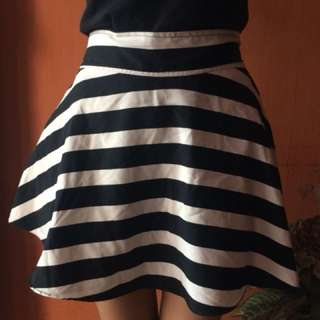Stripes Short Luvetta