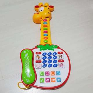 Girraffe Guitar for kids