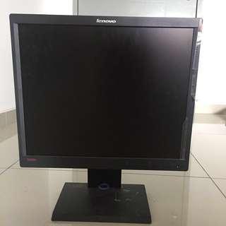 """Lenovo monitor 17"""""""