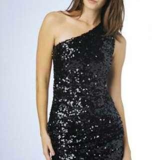 Forever21 sequined dress