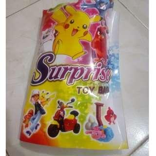 Surprise bag toys