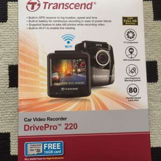 transcend - car video recorder