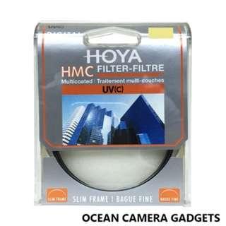 Hoya HMC Multi-Coated Slim UV Filter