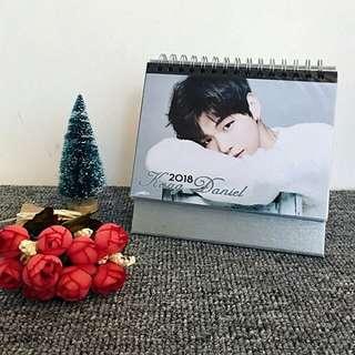 Kang Daniel 2018 Mini Calendar