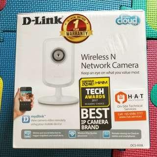 D-Link Wireless N Network Camera
