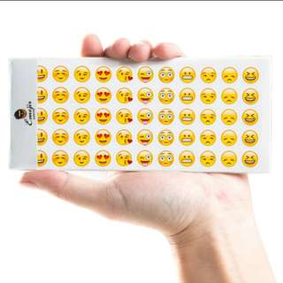 emoji stickers instock