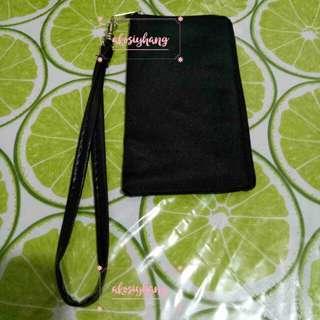 Cellphone wallet black