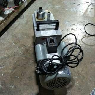 Vacuum  pump @ $180