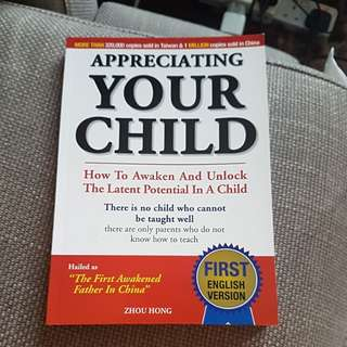 """Appreciating Your Child"" Book"