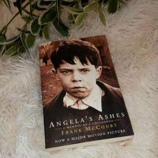 Angela's Ashes Book
