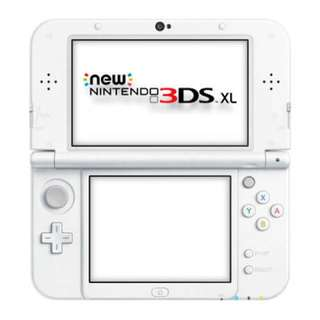 New Nintendo 3DS XL modded version