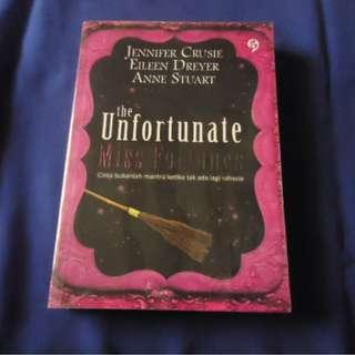 Novel Kolpri/Second : Jennifer Crusie, Eileen Dreyer, Anne Stuart - The Unfortunate Miss Fortune