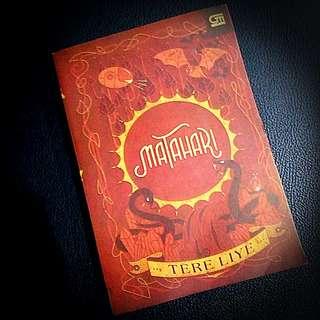 MATAHARI by Tere Liye