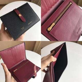 Celine buttoned Wallet
