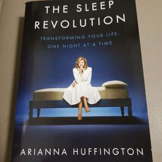 Book on sleep revolution
