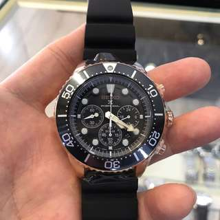Brand new Seiko Prospex divers 200m Rosegold plated