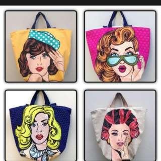 Premium Tote Bags