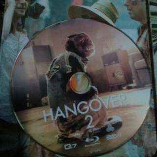 The Hangover(DVD)