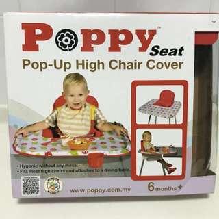 Poppy High Chair Cover