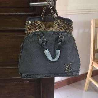 Bag LV Premium leather