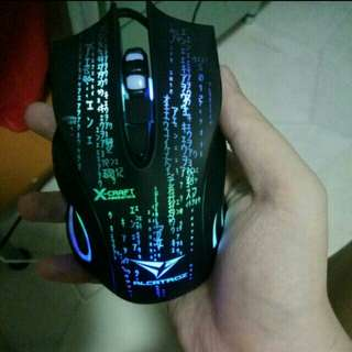 Alcatroz gaming mouse z8000 noiz x-craft