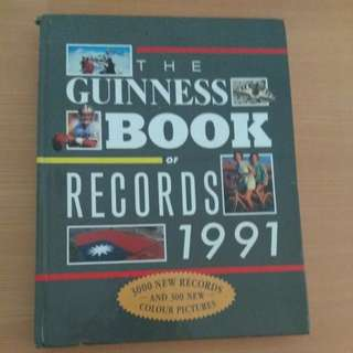 Guiness book 91