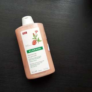 Klorane Shampoo with Pomegranate (for coloured hair)