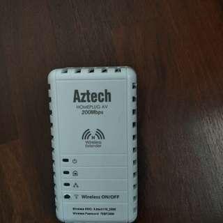 Aztech homeplug
