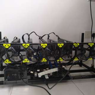 5 Gpu Mining rig for only 5199