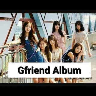 Gfriend Album
