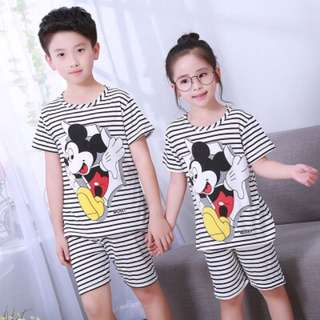CNY hot sales 🔥-Boys short-sleeved suit small children summer 1-3-Year-Old tide baby shirt shorts two-piece sets  children summer clothes