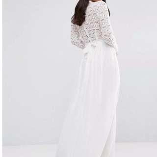 代購或單租Asos輕婚紗裙