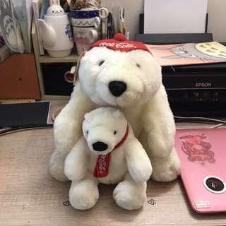 Coca cola Polar bear bundle