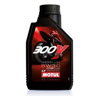 Motul 300V Factory Line Road Racing 5w30 1L