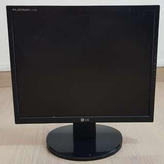 Lg computer screen Flatron For Sale