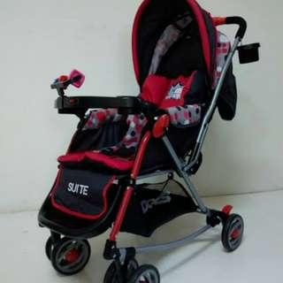 Stroller Baby Does Suite 280 Kereta Dorong Anak Bayi Murah Berkualitas