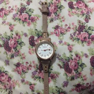 Fossil watch (inc. postage)