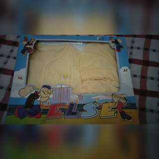 #imlekHoki - Set baju Bayi (new born)