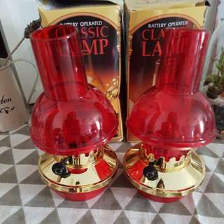 Wedding lamp