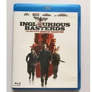 Inglourious Basterds Blu Ray