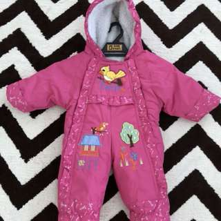 Winter Coat for Baby Girl