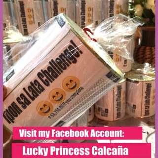 peso alkansya Challenge