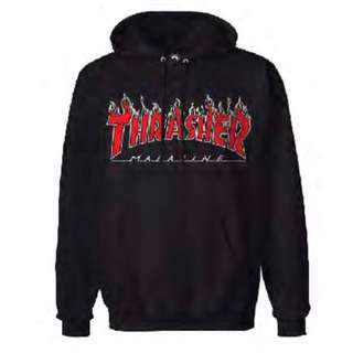 Thrasher hoodie pullover japan edition